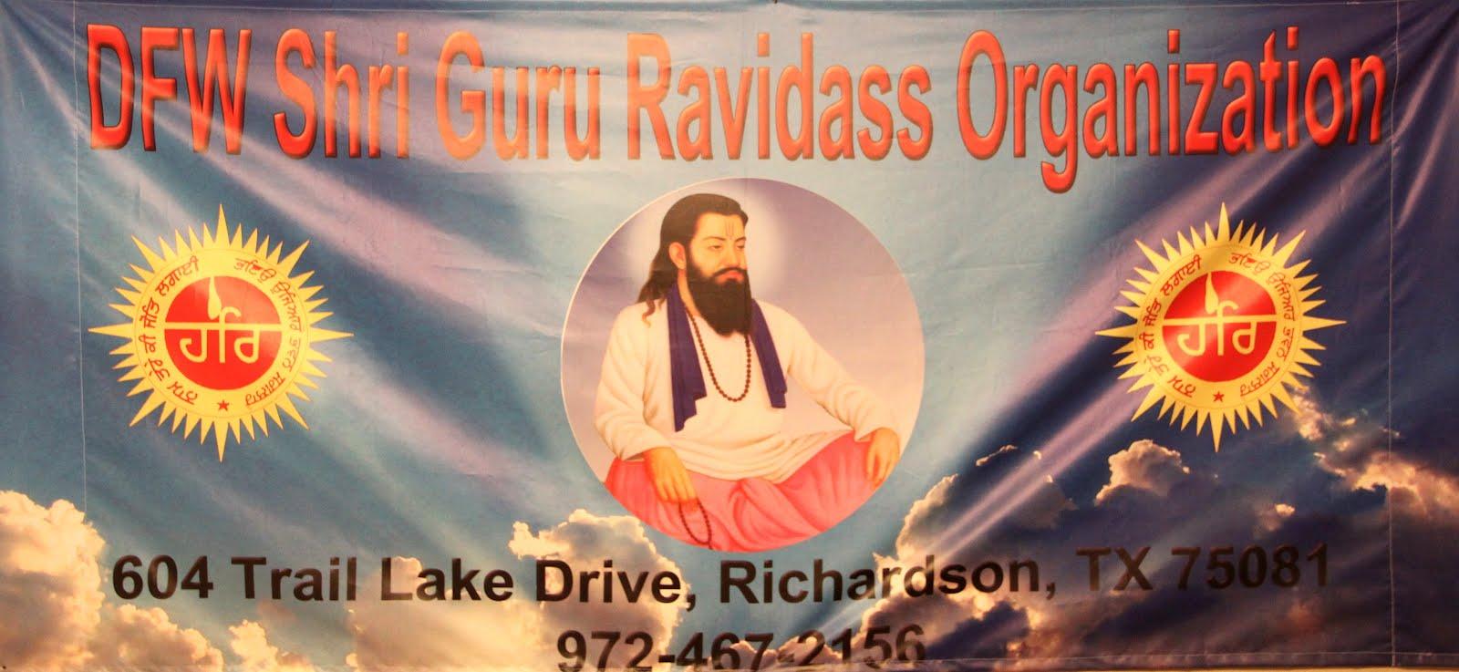 DFW Shri Guru Ravidass Organization