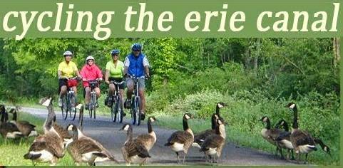 Erie Canal Bike Tour