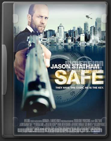 Safe (DVDRip Ingles Subtitulado) (2012)