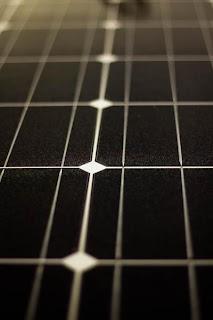 Solar Black Cells