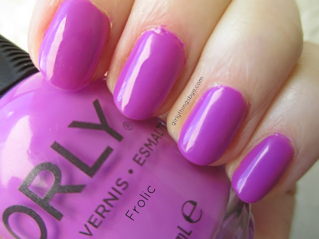 Orly Frolic @ Girly Things by *e*