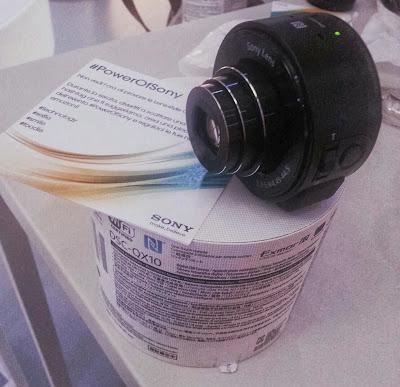 Lens Style Sony