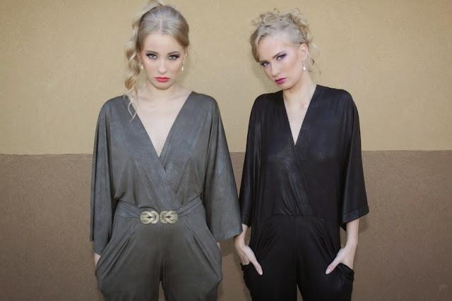 israeli model nice  fashion twins girls