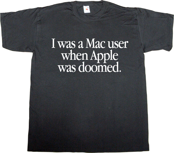 mac apple macintosh vintage retro autobombing t-shirt ephemeral-t-shirts