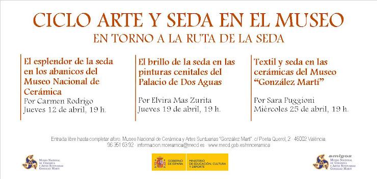 ACV 03, ACTIVITATS DEL MUSEU NACIONAL DE CERÁMICA