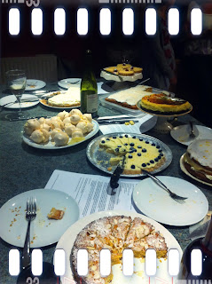 Cakes galore at the Baker's Dozen group in Guilsborough