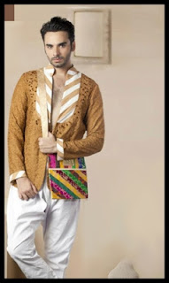 HSY Men's Wear Collection 2013