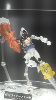 Kamen Rider Fourze action figures