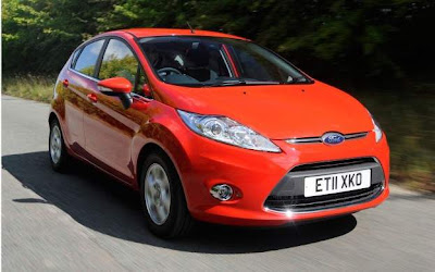 2012 ford fiesta Review Exterior.