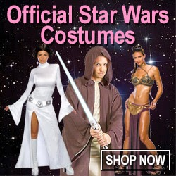 Official Star Wars Costumes