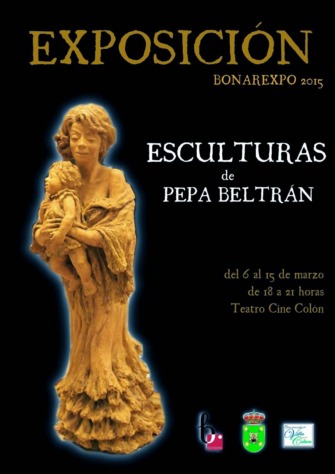 ESCULTURAS DE PEPA BELTRÁN