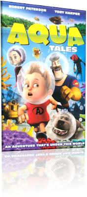 Aqua Tales 2012 Cover