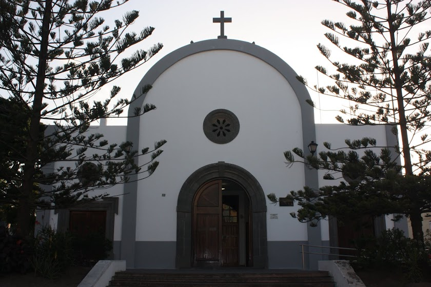 Parroquia San Juan Crisóstomo (Tafira Baja)