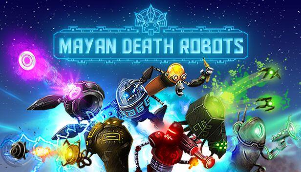 Enfrenta a dioses contra robots en Mayan Death Robots, a partir de noviembre en Steam