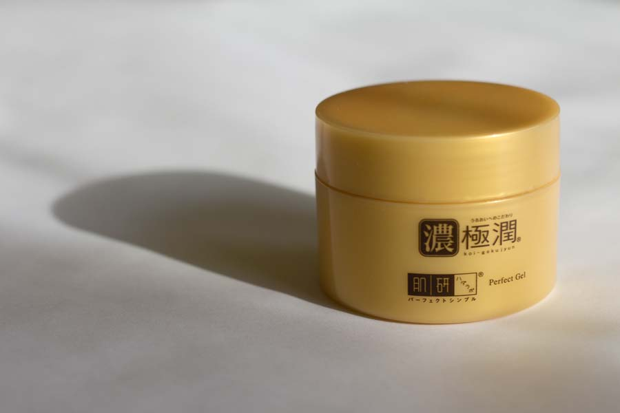 Hada Labo, Perfect Gel, japanese beauty, skincare, review, hyaluronic acid, gel moisturizer