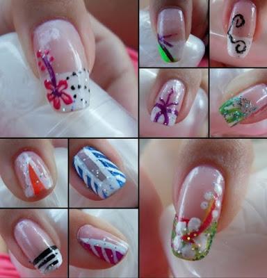 Originales diseños y decorados para uñas