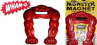 Meaning of band name Monster Magnet - Monster Magnet by toy company Wham-O