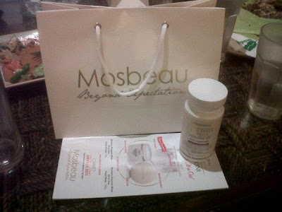 Mosbeau Placenta White Advance