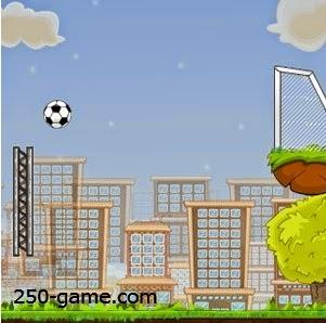 لعبة ادخال الكرة