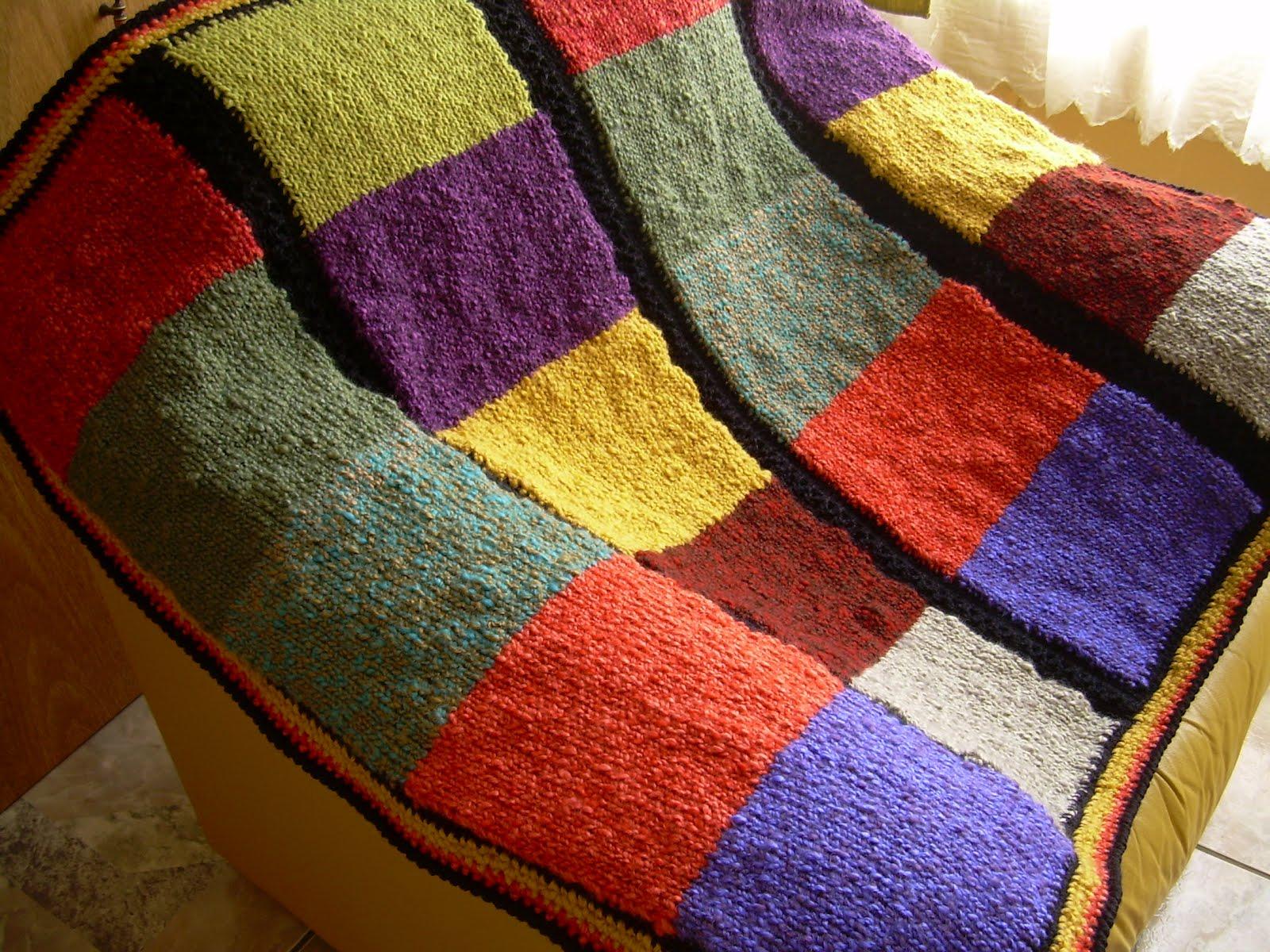 Amillany creaciones aprovechar material - Cojines de lana ...