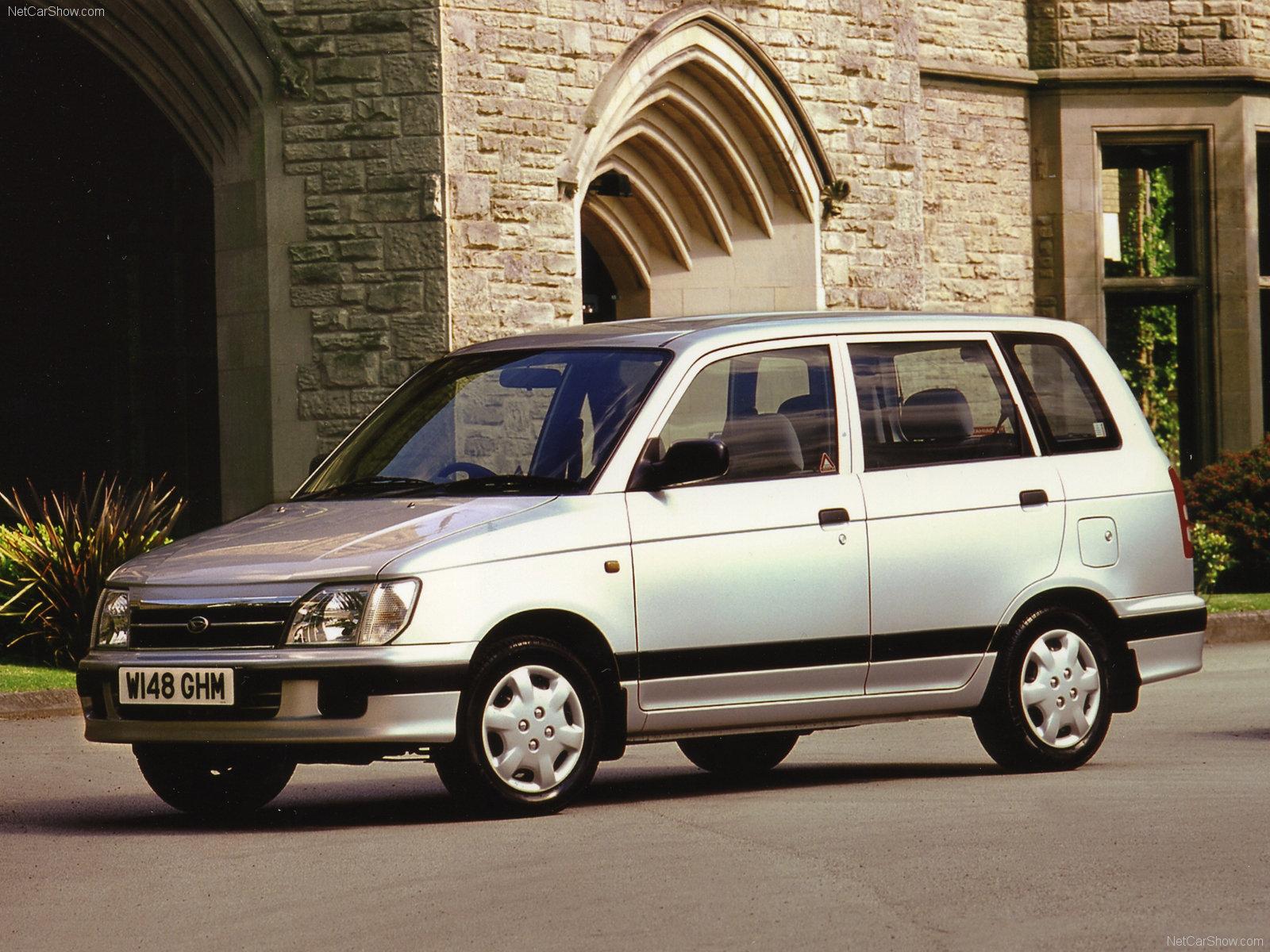 Hình ảnh xe ô tô Daihatsu Grand Move 1999 & nội ngoại thất