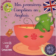 Mes premires comptines en anglais