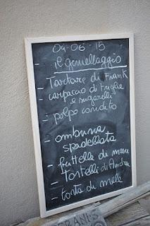 Il Baciarino Cucina di Andrea Vetulonia