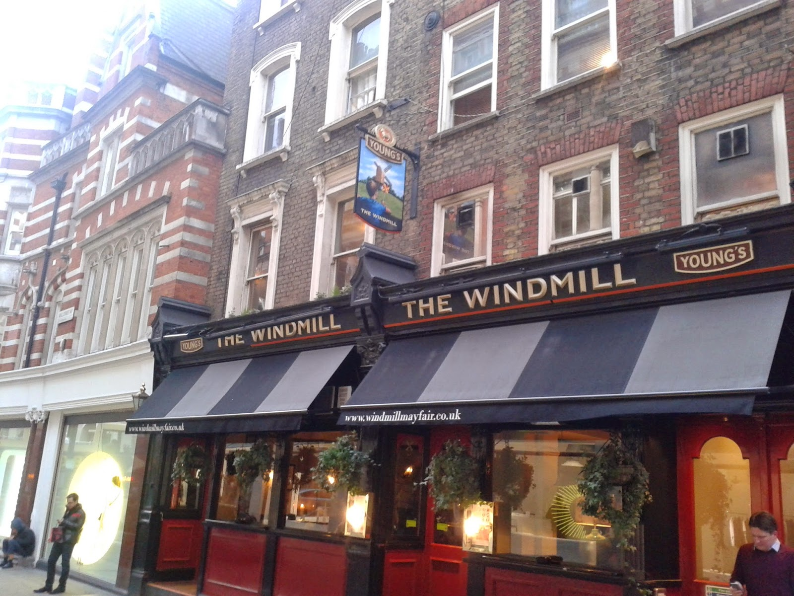 The Windmill Mayfair