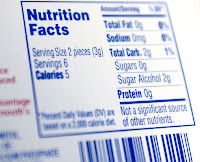Global standards for mandatory nutrition labeling?