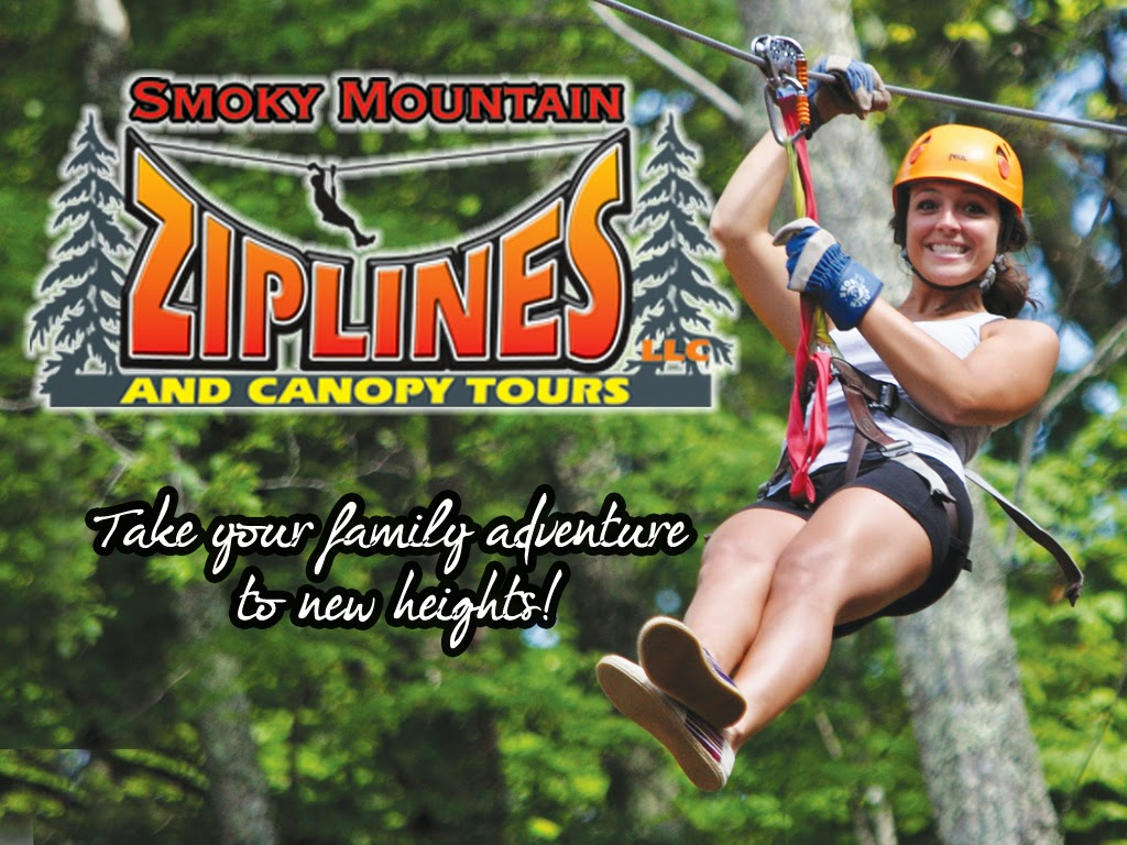 There are 16 lines at Smoky Mountain Ziplines in Pigeon Forge, TN