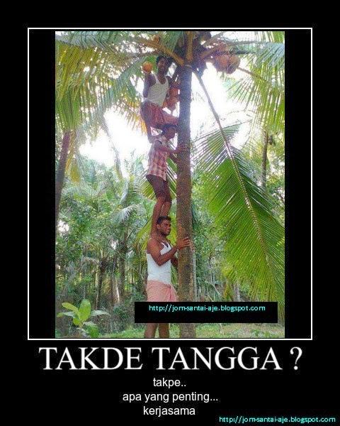 TAKDE TANGGA ?