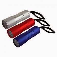 free high intensity flashlight