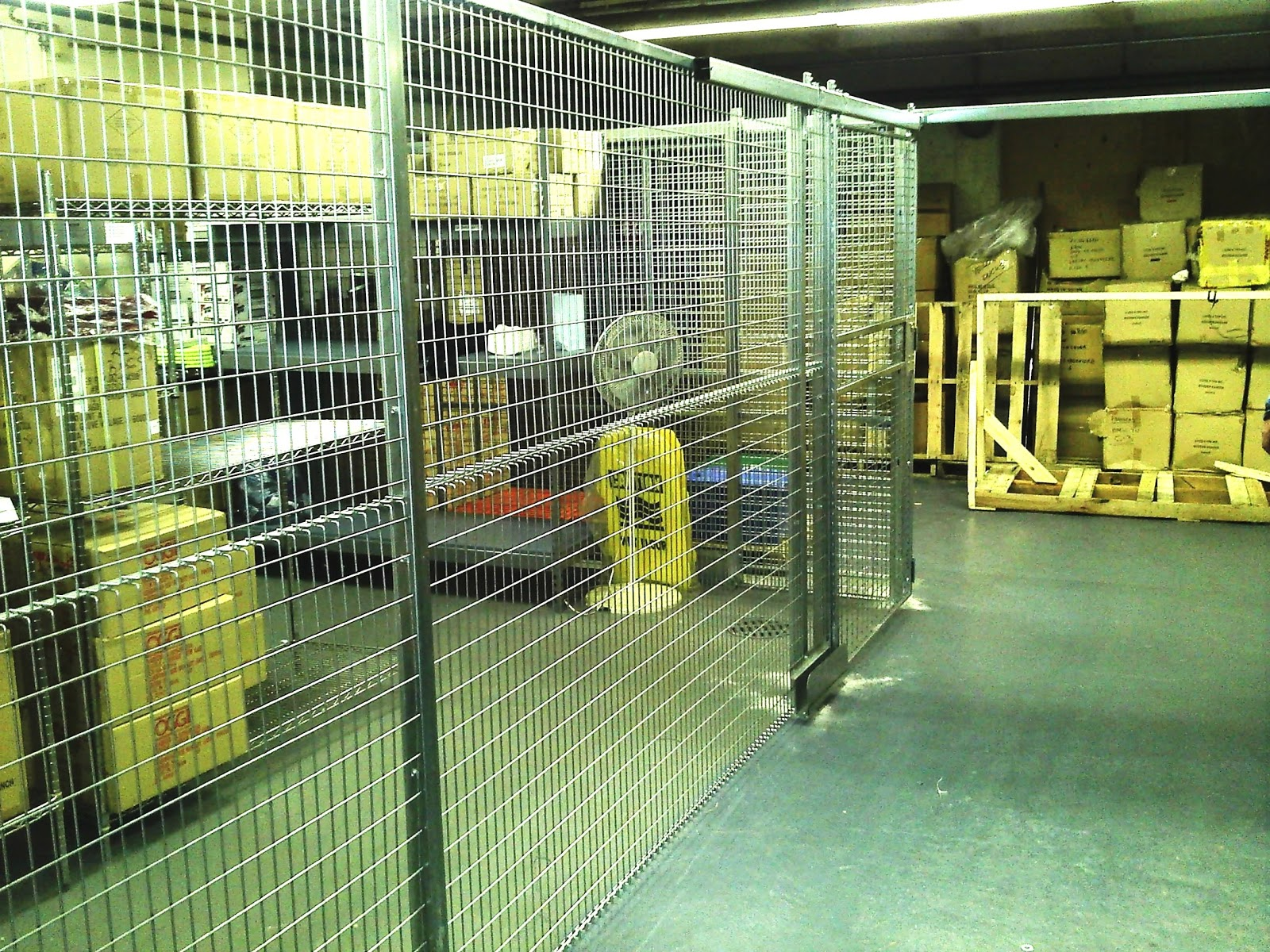 Storage Cages Generate Revenue in NYC Office Buildings   NYC ...