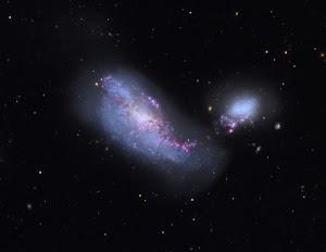 NGC 4490 & NGC 4485