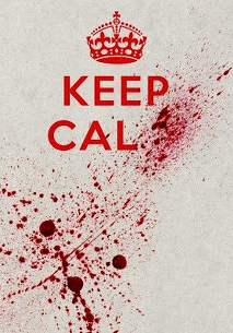 Yes, Keep It Bloody Calm.