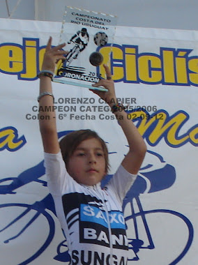 Campeon 2005/04 -2012