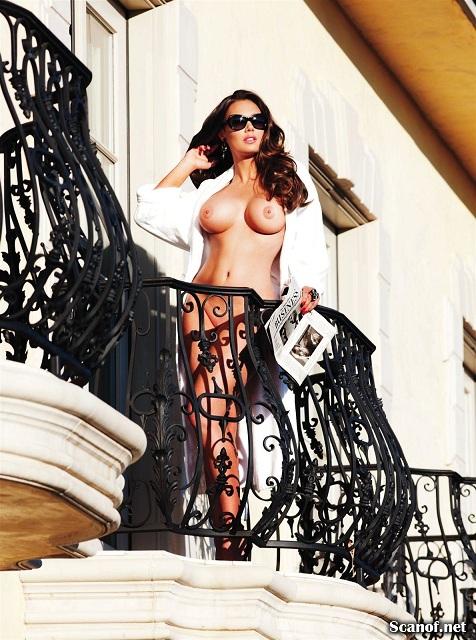 Tamara Ecclestone Playboy Portugal Maio 2013