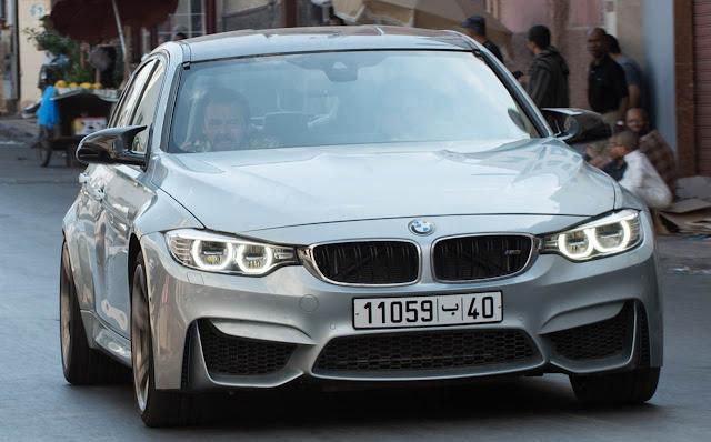 Novo BMW M3 2016