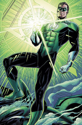 green lantern ethan van sciver