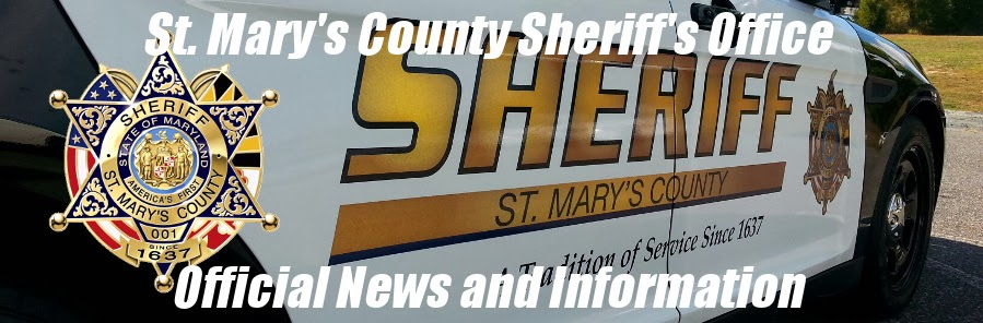 St. Mary's County Sheriff's Office - News