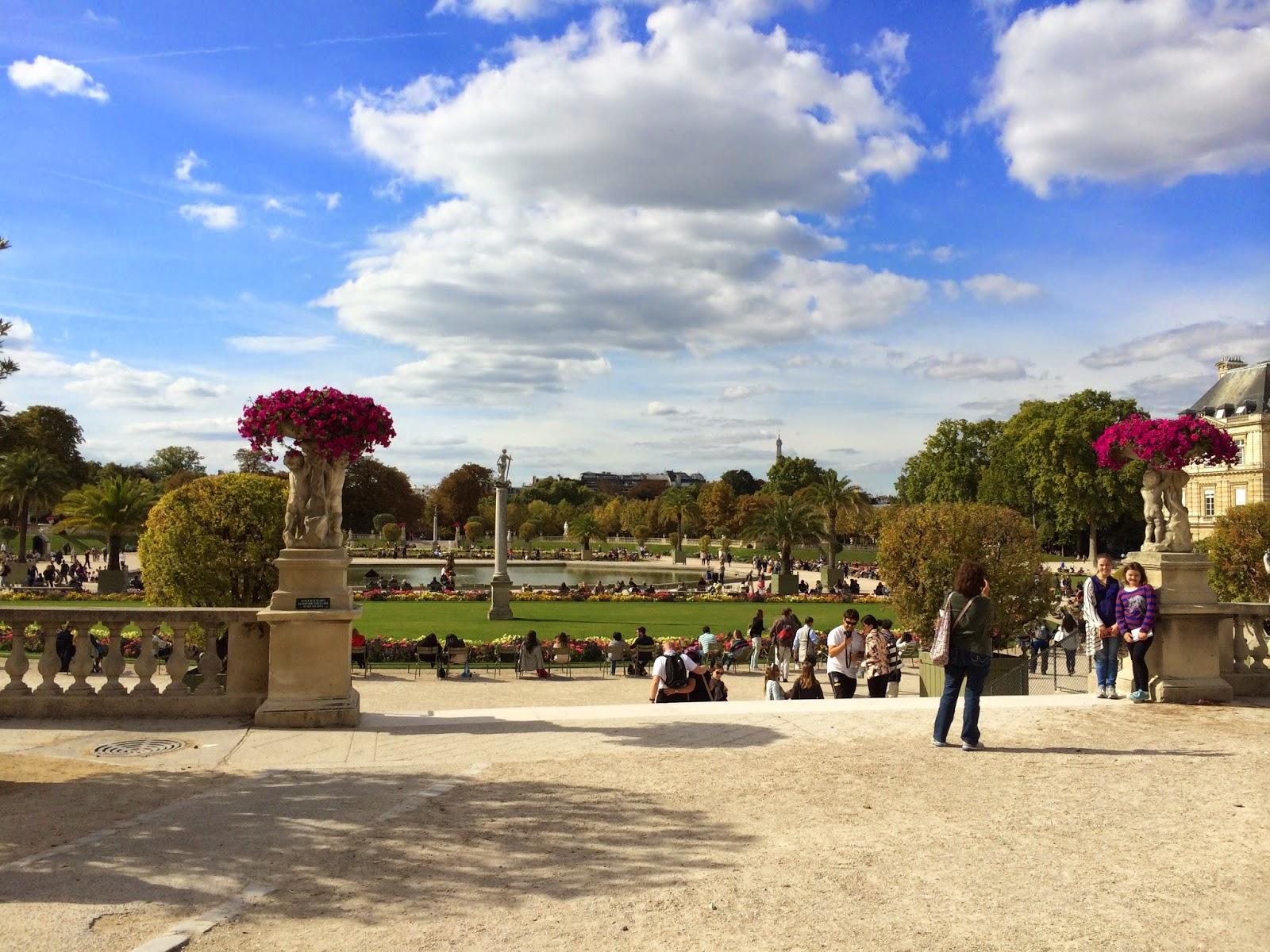 Luxemburg bahçesi