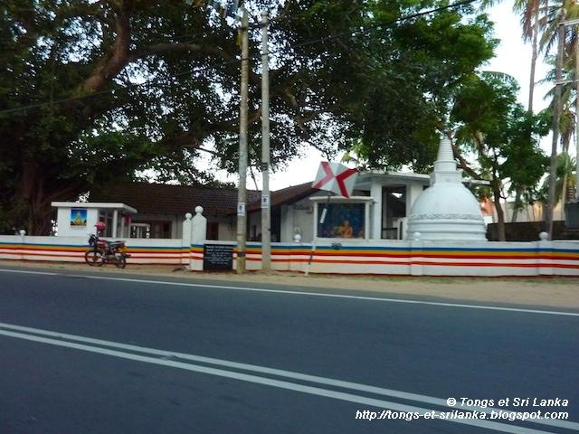 temple de Tangalle