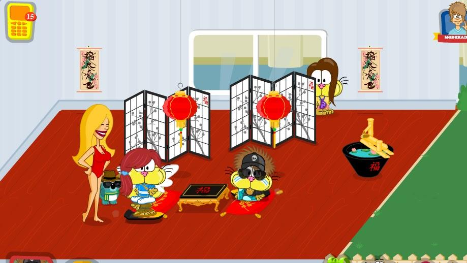 Noticias mundo gaturro nuevos muebles chinos - Muebles nuevo mundo ...