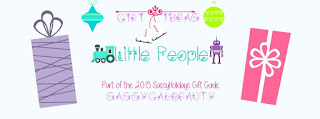 2015 Gift Ideas:  Little People