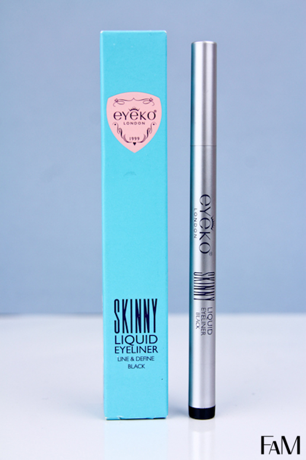 Eyeko Skinny Liquid Eyeliner - Review and Demo