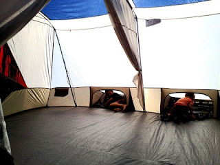 Wenzel Kodiak Family Cabin Dome Tent Review