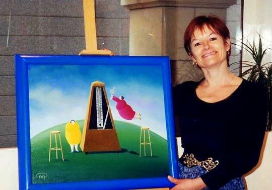 Nicole Avezard   et ses oeuvres