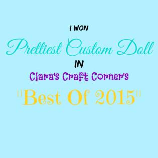 Thank you Clara!