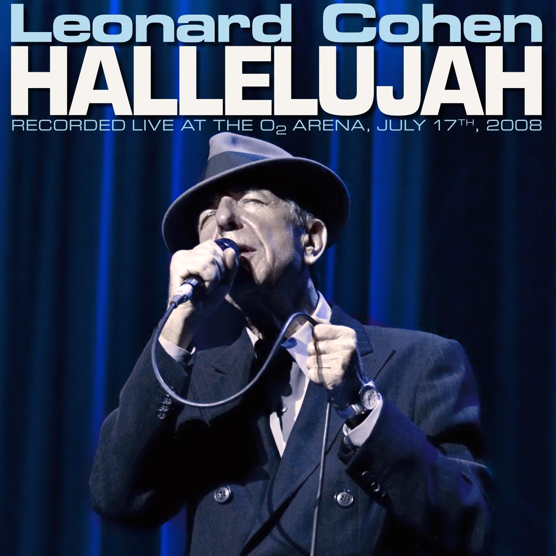 Leonard Cohen Hallelujah Lyrics
