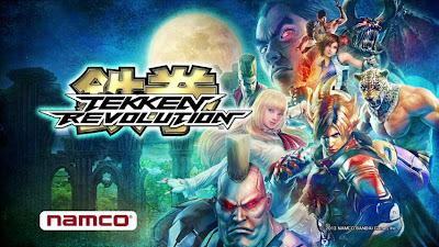 Tekken Revolution - First Impression